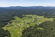 EA Mountain hotel Hajenka*** - aerial view of the neighborhood