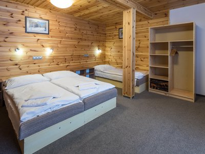 EA Mountain hotel Hajenka*** - three-bed room