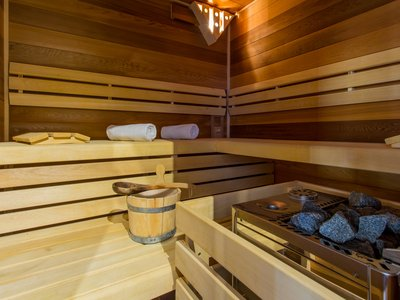 EA Mountain hotel Hajenka*** - wellness center - sauna