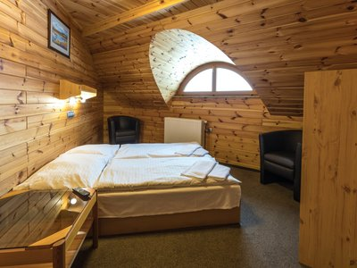 EA Mountain hotel Hajenka*** - double room