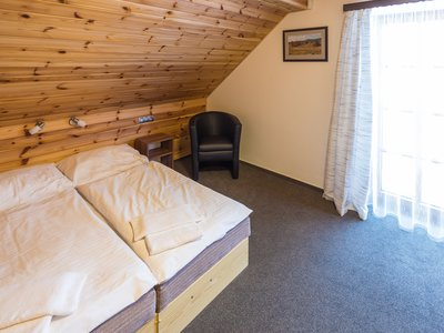 EA Mountain hotel Hajenka*** - apartment for four people - bedroom